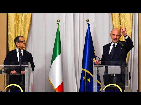 Italien: Warnungen vor Überschuldung Italiens auf E ...