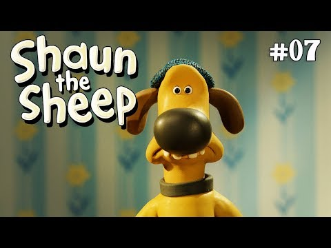 Buatan sendiria - Shaun the Sheep [DIY] (видео)