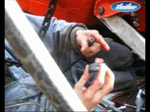 TREN DELANTERO desarme y armado ford73 amilcar palumbo