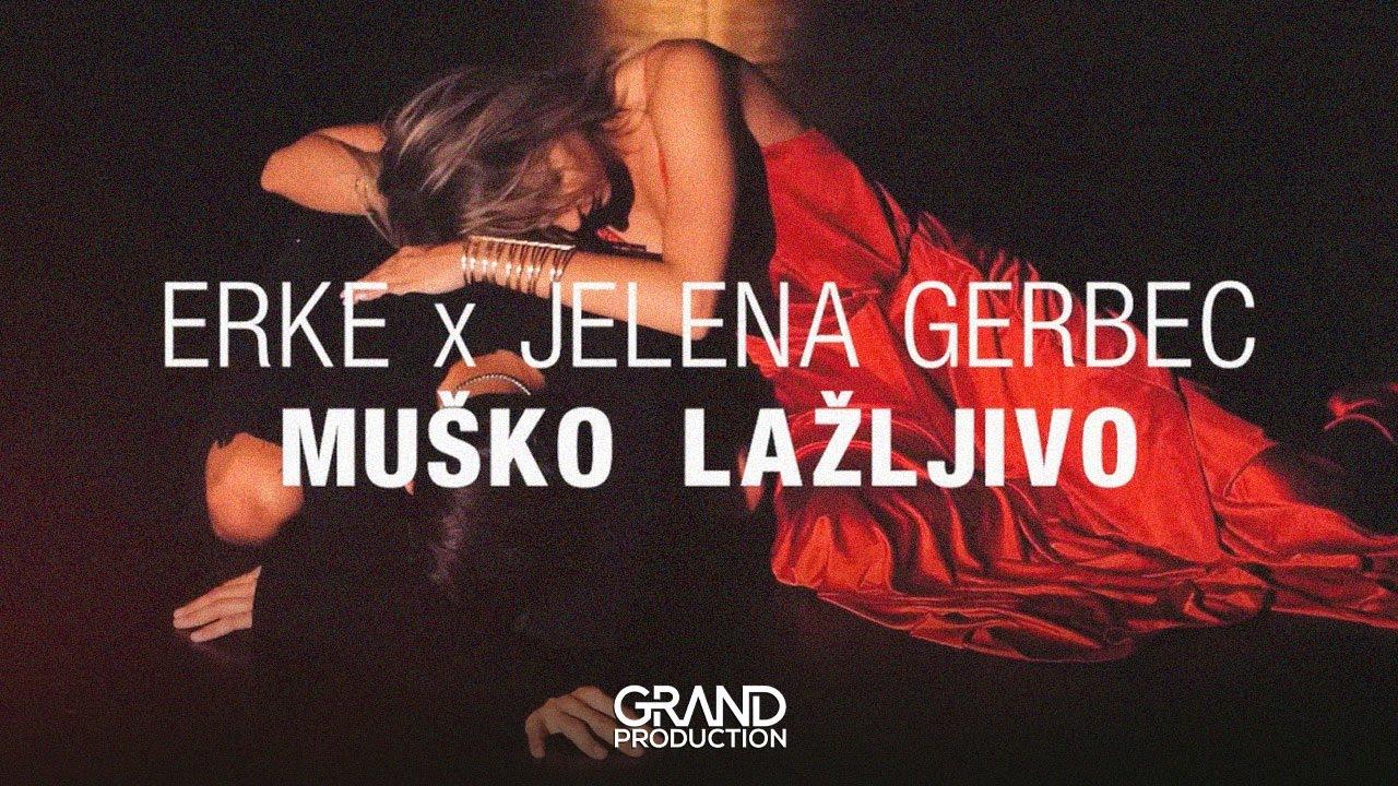 Muško Lažljivo – Jelena Gerbec x DJ Erke – cover
