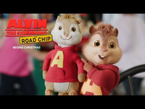 Alvin and the Chipmunks: The Road Chip (Chip Advisor 'Souvenir')