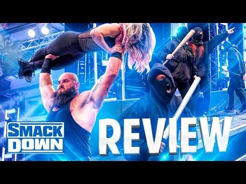 WWE Smackdown 14 Agosto 2020 REVIEW | Falbak