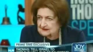 Video Helen Thomas: 'I'm Not Anti-Semitic, I'm a Semite!' MP3, 3GP, MP4, WEBM, AVI, FLV Juli 2018