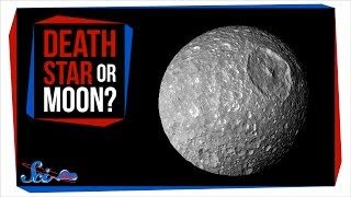Mimas: The Real-Life Death Star by SciShow Space