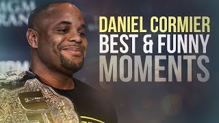 Video Daniel Cormier Funny and Best Moments - Funny Videos 2018 MP3, 3GP, MP4, WEBM, AVI, FLV November 2018