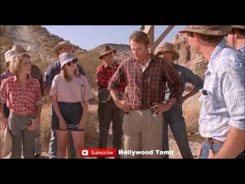 [தமிழ்] Jurassic Park (1993) Sam Neill Explain About Dinosaur In Tamil | Super Scene | HD 720p