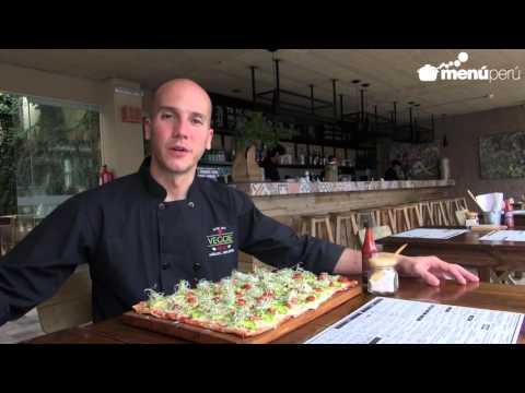 Pizza vegana - Veggie Pizza