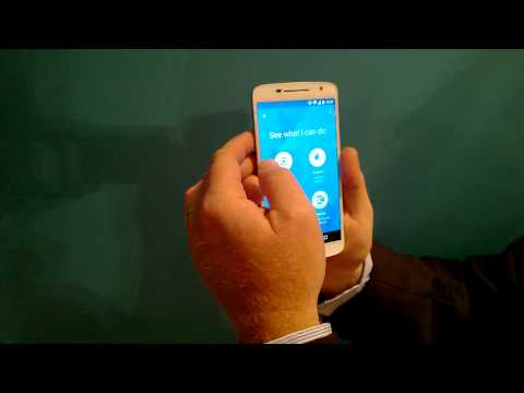 Motorola Moto X Play: Hands-on Walkthrough