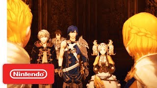 Clash with legions of soldiers and fierce monsters as Robin, Lissa, Frederick, Lucina, and other Fire Emblem heroes unleashing over-the-top-powerful Dynasty Warriors-style move. Fire Emblem Warriors is launching on Nintendo Switch, Fall 2017.Learn more about Fire Emblem Warriors! https://goo.gl/w1rGMb#NintendoSwitch #FireEmblemWarriors #JapanExpo2017Subscribe for more Nintendo fun! https://goo.gl/09xFdPVisit Nintendo.com for all the latest! http://www.nintendo.com/Like Nintendo on Facebook: http://www.facebook.com/NintendoFollow us on Twitter: http://twitter.com/NintendoAmericaFollow us on Instagram: http://instagram.com/NintendoFollow us on Pinterest: http://pinterest.com/NintendoFollow us on Google+: http://google.com/+Nintendo
