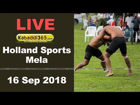 Holland Sports Mela 16 Sep 2018