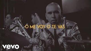 La Séptima Banda  O Me Voy O Te Vas Lyric Video