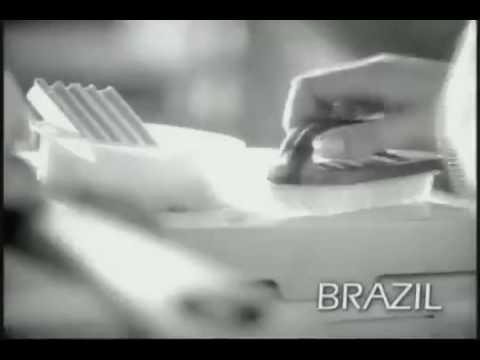 Ariel Powerwash System No-Kusot TVC 1999 - International Woman 30s