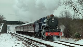 Great Central Railway - Winter Steam Gala 2013