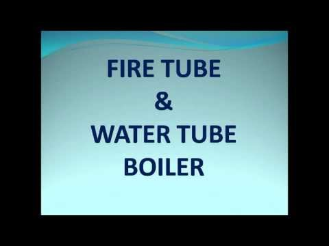steam boiler animation -
