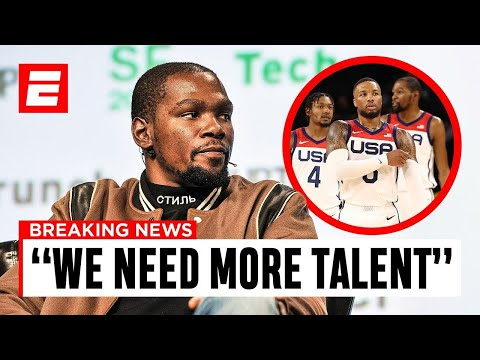 Team USA Olympic Basketball Team Will NEVER Win Again.. Here's Why!