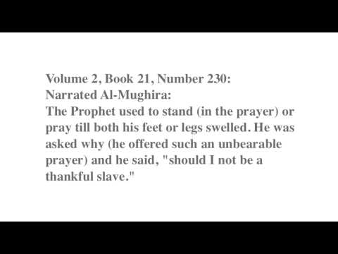 Night Prayers (Tahajjujd) – Islamic Studies – Supplication and Dua – Spiritual Health – Islam