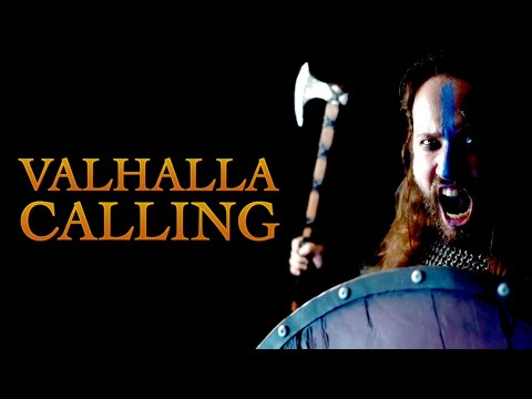 Valhalla Calling - (Viking Metal @miracleofsound Cover by Jonathan Young)