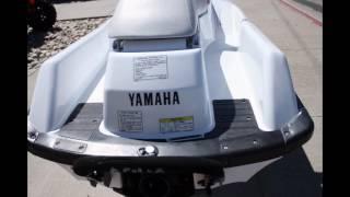4. 1992 Yamaha VXR 650