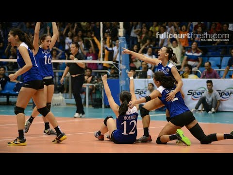 Top 5 Lucky Points by Lady Eagles (Part 4) (видео)