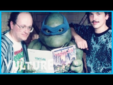 Teenage Mutant Ninja Turtles The Secret History
