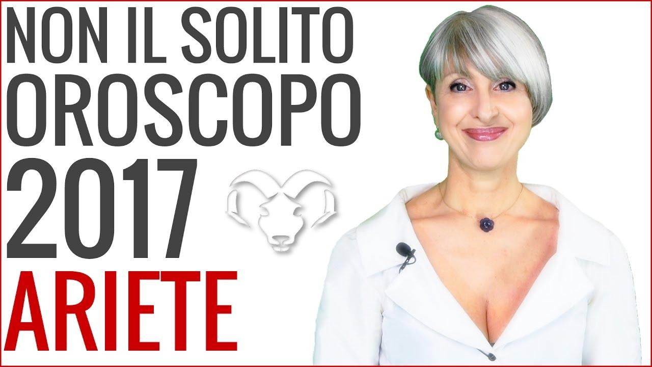 OROSCOPO 2017 ★ Ariete