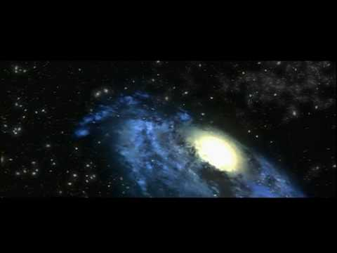 Contact Intro – Earth Universe Space Zoom Out