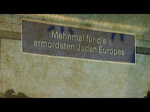 Vor 20 Jahren: Streit um das geplante Holocaust-Denkmal ...