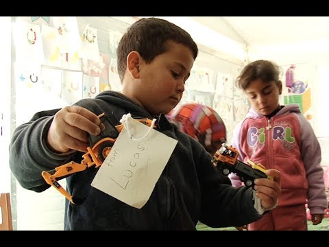 Jordan: Toy Distribution