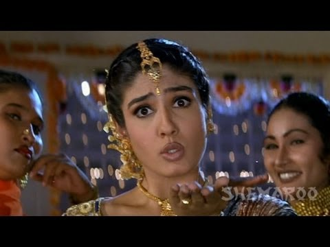 Rajaji - Part 8 Of 15 - Govinda - Raveena Tandon - Bollywood Comedy Movies