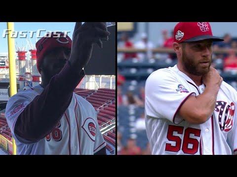 Video: MLB.com FastCast: Puig tours Cincinnati - 1/30/19