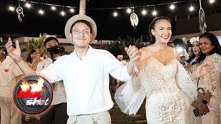 Video Hot Shot Seruuu: Nadine dan Dimas Anggara Gelar Resepsi di Jakarta - Hot Shot 15 Juli 2018 MP3, 3GP, MP4, WEBM, AVI, FLV Juli 2018
