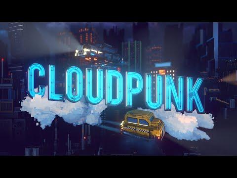 CloudPunk : Cloudpunk - Launch Trailer