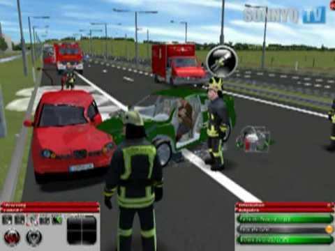 Feuerwehr Simulator 2010 Mission 5 - Instructions