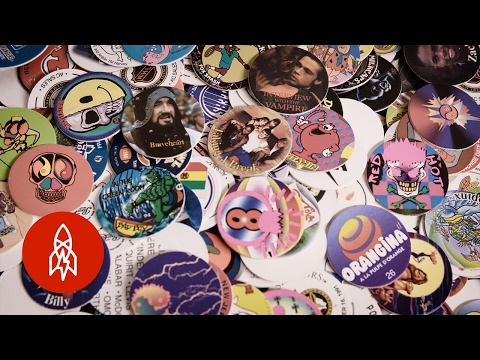 Were You Into The Pog Fad?