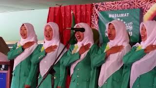MARS YA LAL WATHON by Muslimat Fatayat NU Kendalbulur TULUNGAGUNG 2017