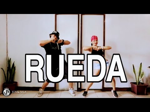 RUEDA l DJ ARKIE remix l danceworkout