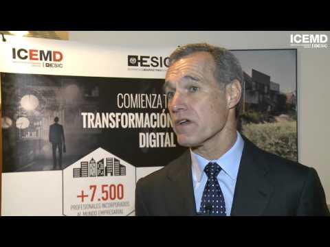 Jornada de TV y Contenidos Digitales: El consumo audiovisual actual según Silvio Gonzalez, Consejero delegado de Atresmedia