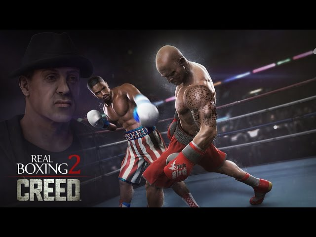 Real Boxing 2 CREED - Google Play Trailer