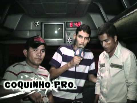 Entrevista com Danielzinho e Fera Bandida em Carira