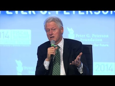 Bill Clinton on how Democrats should handle criticism of the health care law