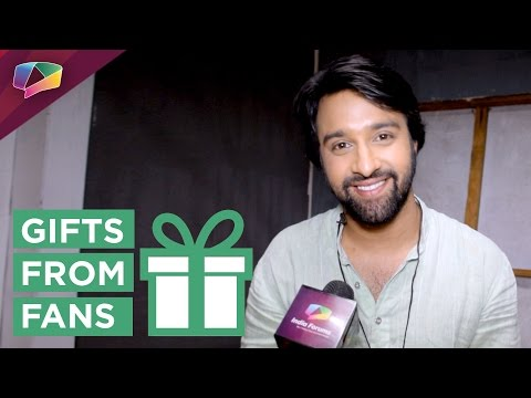 Sahil Mehta receives gift from fan