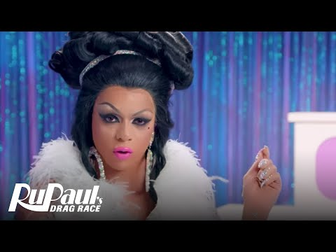 Crystal Labeija aka Aja Has the Perfect Snatch | RuPaul's Drag Race All Stars