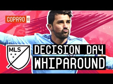 Video: MLS Supporters Weigh In On All That's At Stake On MLS Decision Day 2017