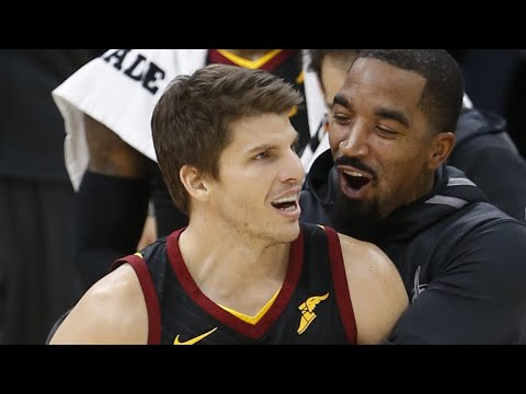 'Bang, bang, bang,' Kyle Korver's 3s spark comeback in 13th straight win for Cavs