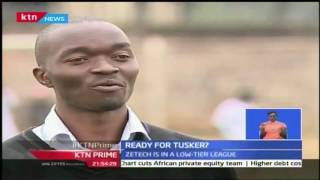 ZETECH Seeking To Create History As They Face Tusker FC In The GO-TV Shield Cup Round Of 16