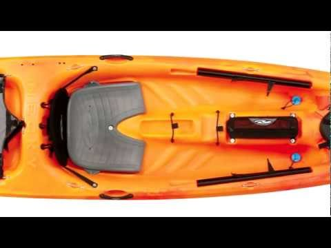 Necky Kayaks Vector 13 & 14 Sit On Top Kayaks