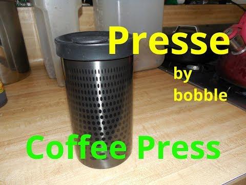 Presse by bobble Coffee Press