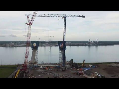 Gordie How International Bridge on track for 2024 completion