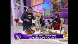 Kera Calita la Teo - emisiune 23.06.2016