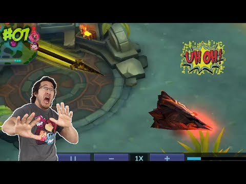 Mobile Legends WTF | Funny Moments Episode 07: Moskov IQ 300